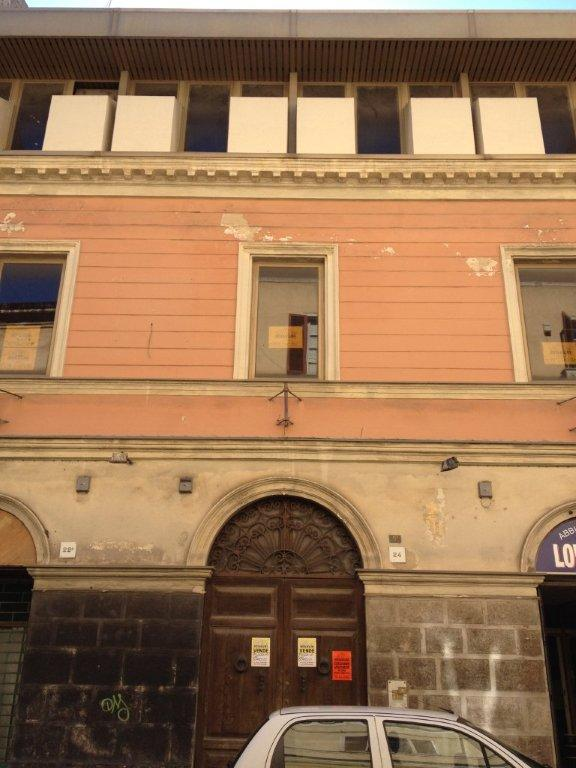 Vendita Palazzo d'epoca – via Bellieni – Sassari