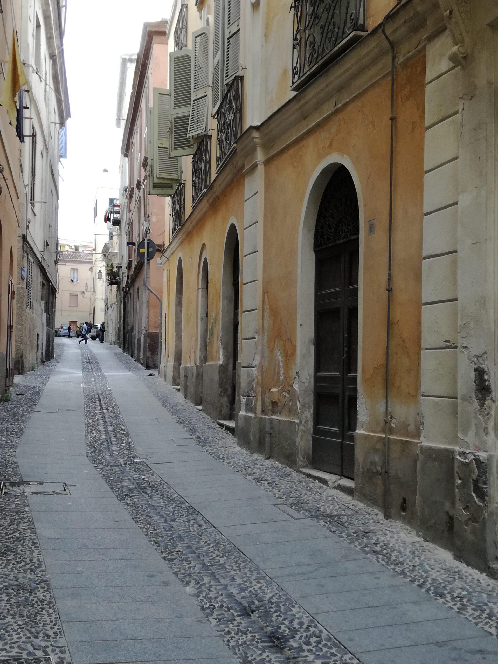 Vendita Deposito – via Insinuazione – Sassari