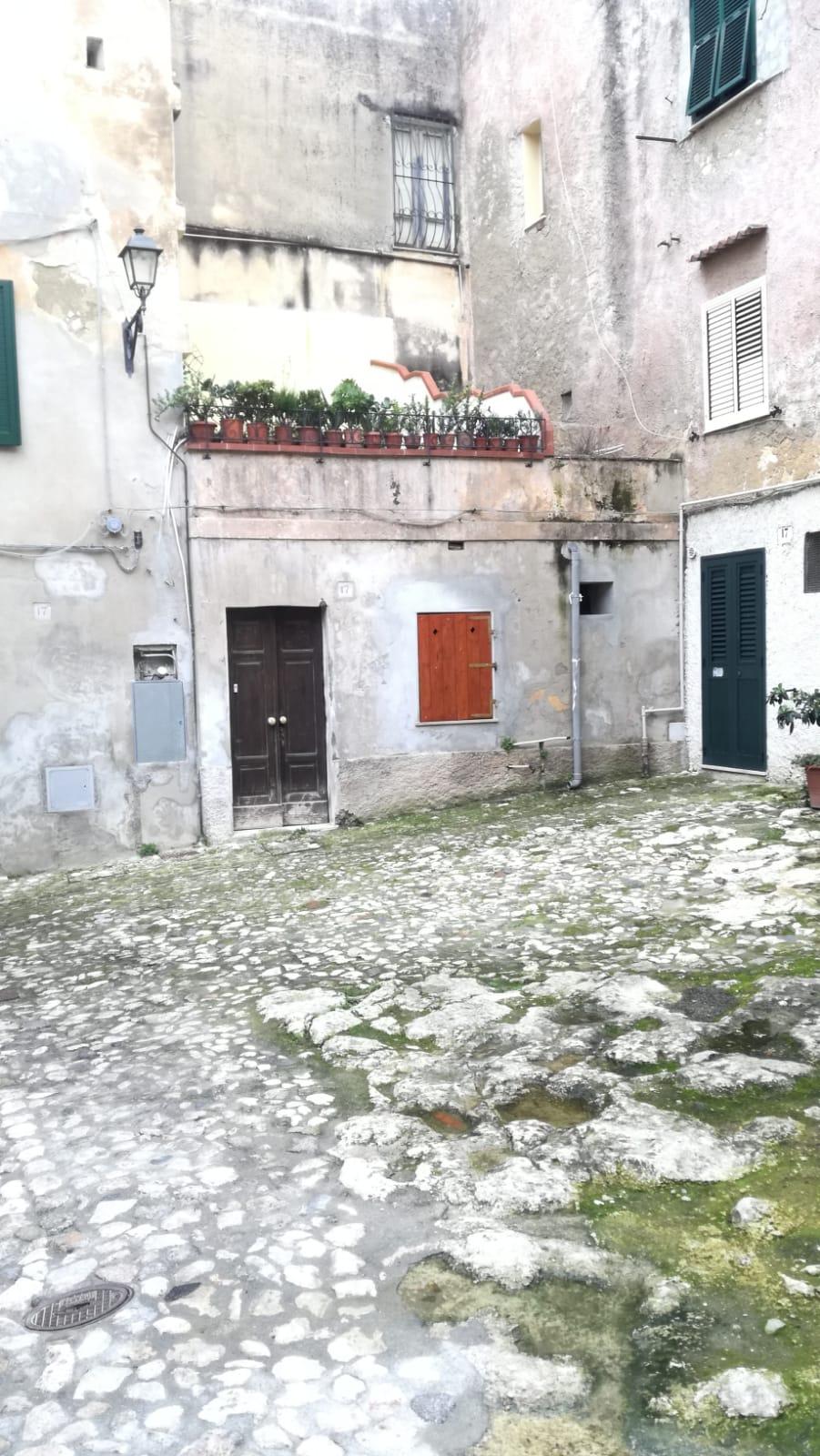 Vendita Casa storica – Vicolo Viola – Sassari