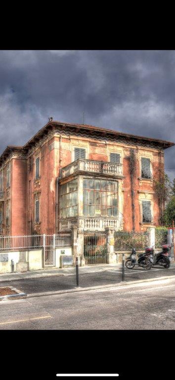 Vendita Palazzo d'epoca – viale Umberto I – Sassari
