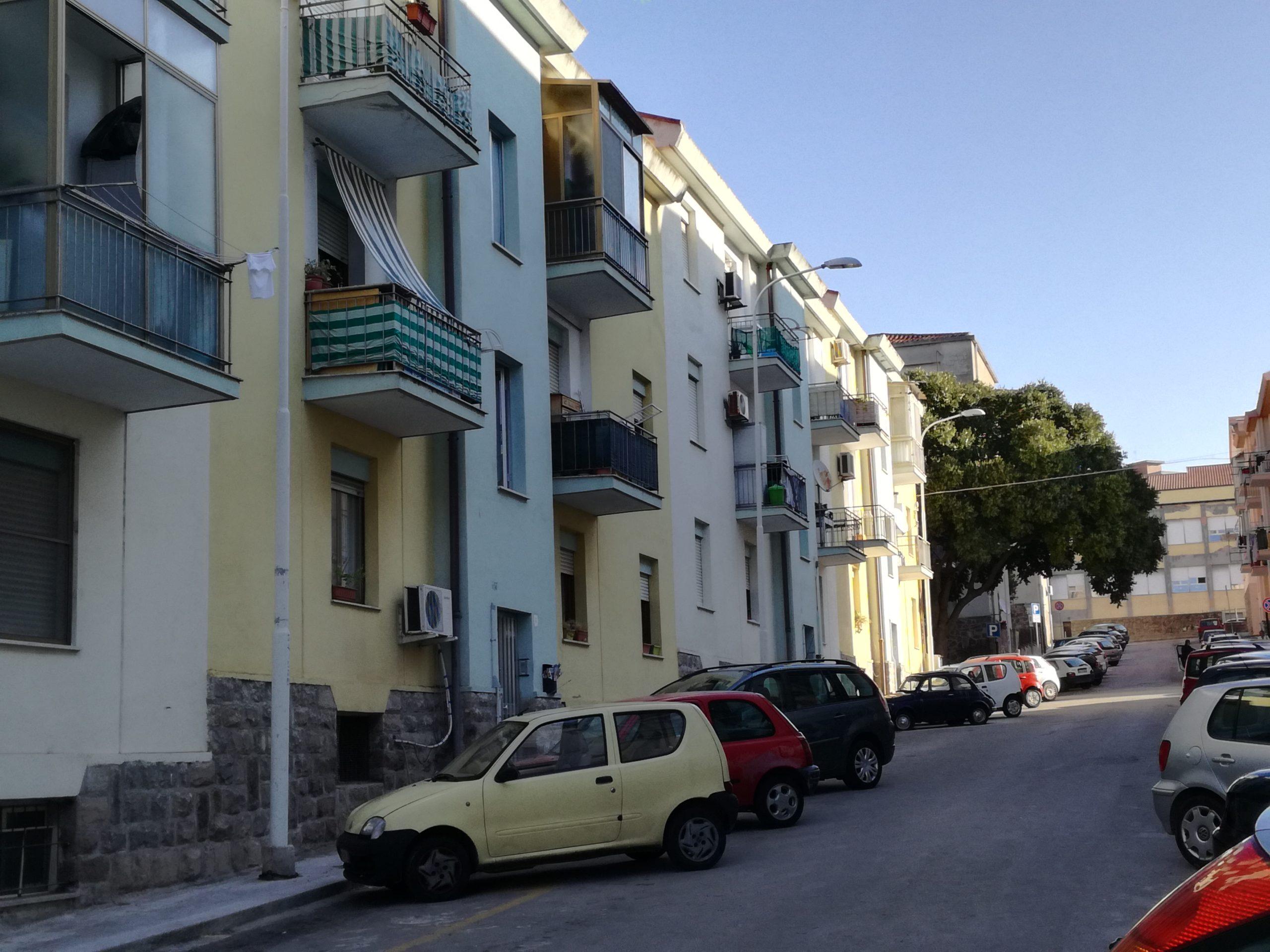 Vendita Appartamento – via Vincenzo Monti – Sassari