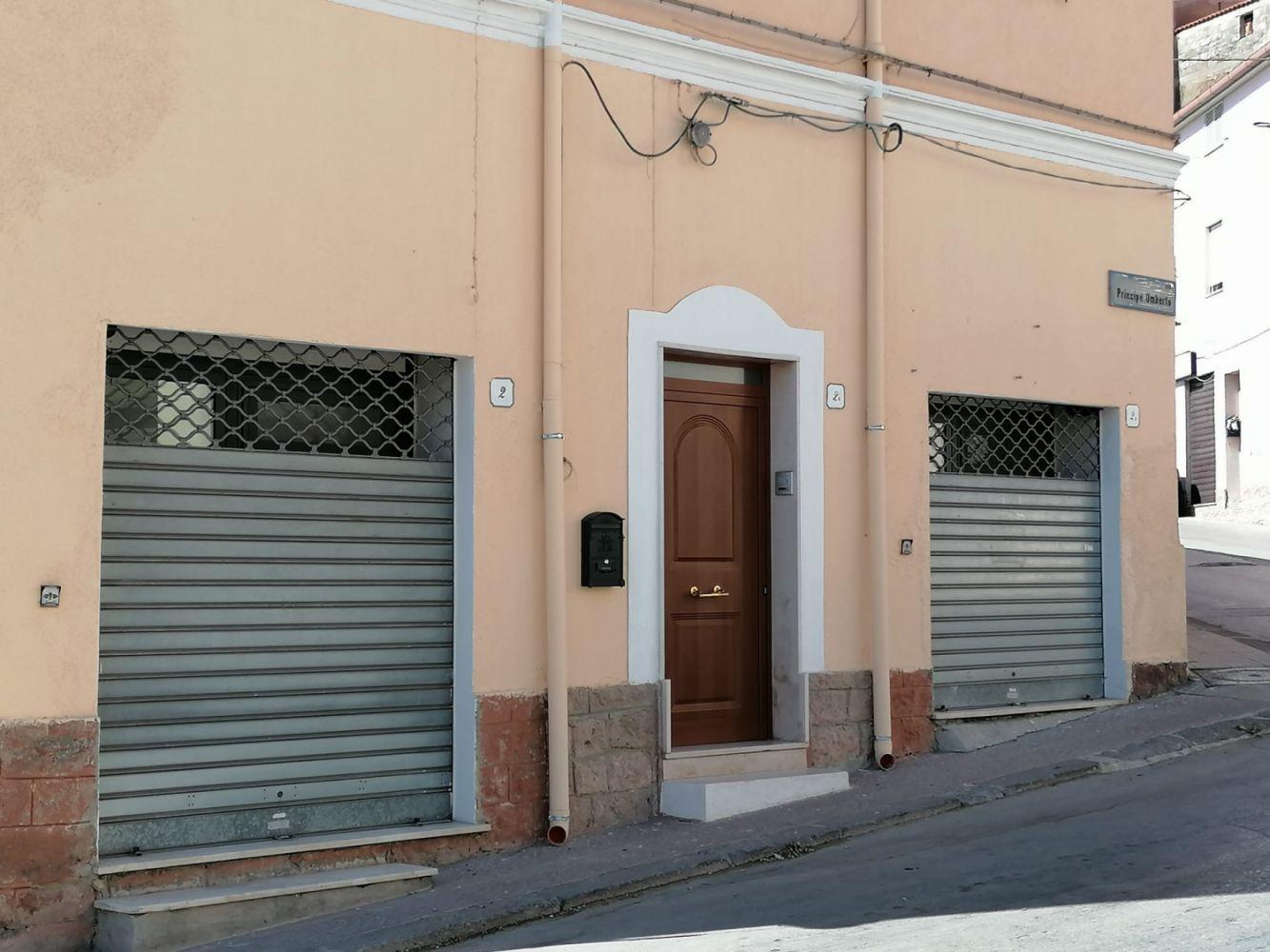 Vendita Studio – Via Principe Umberto – Sennori