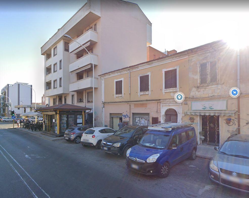 Vendita Locale commerciale – via Pascoli – Sassari
