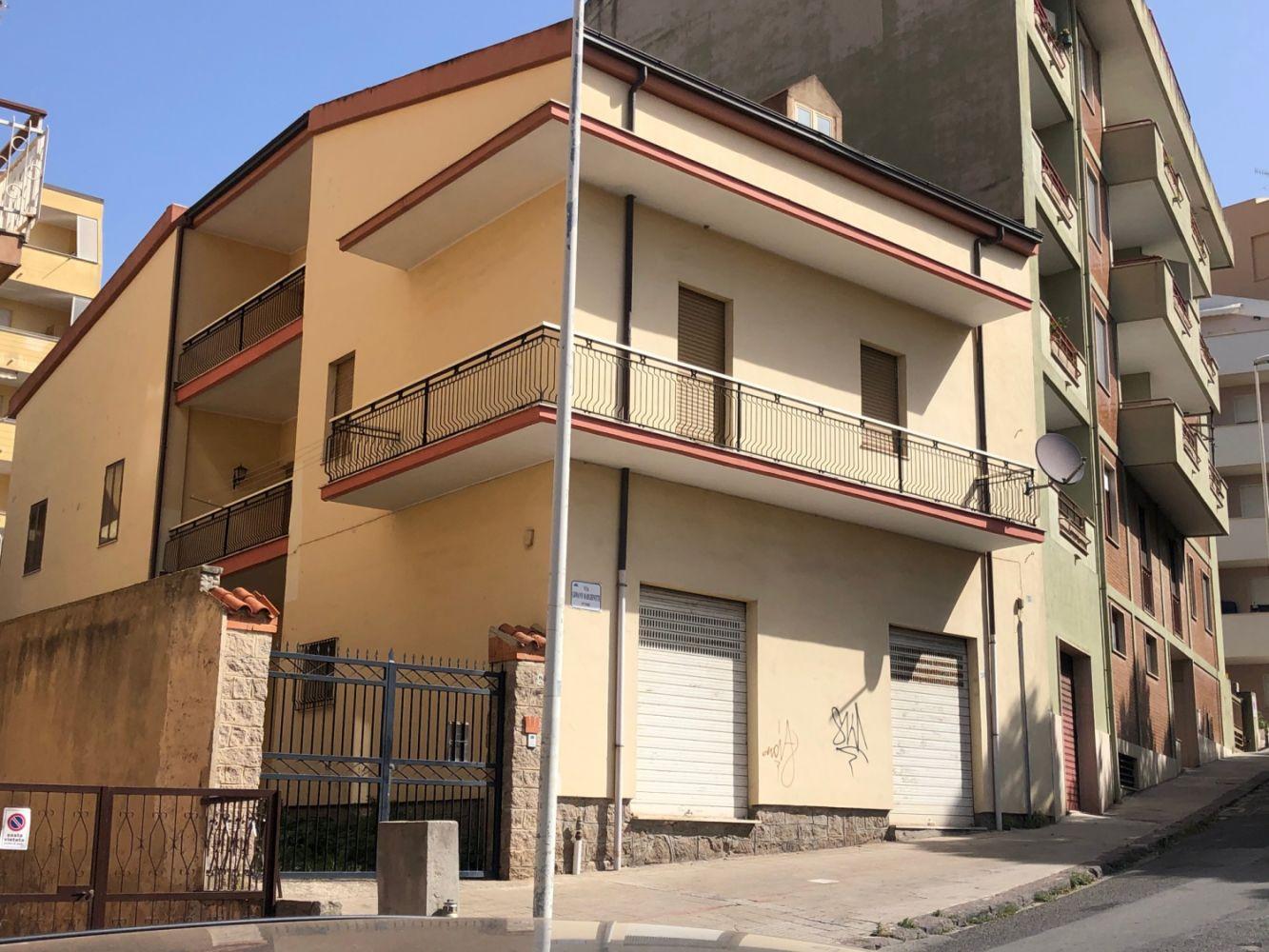 Vendita Appartamento e mansarda – Via Giovanni Marghinotti – Sassari